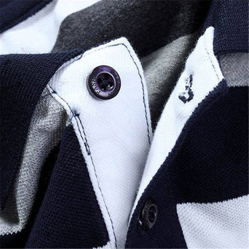 Long Sleeve Striped T Shirt Travel Fashion Men Travel Fashion Men's top wear Men's T-shirts
