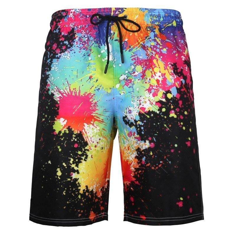 Quick Drying Shorts for Men: Men's Surf shorts Beach Essentials Men's swim wear Travel Fashion Men Travel Fashion Men's bottom wear Mens Quarter Pant Mens' Shorts