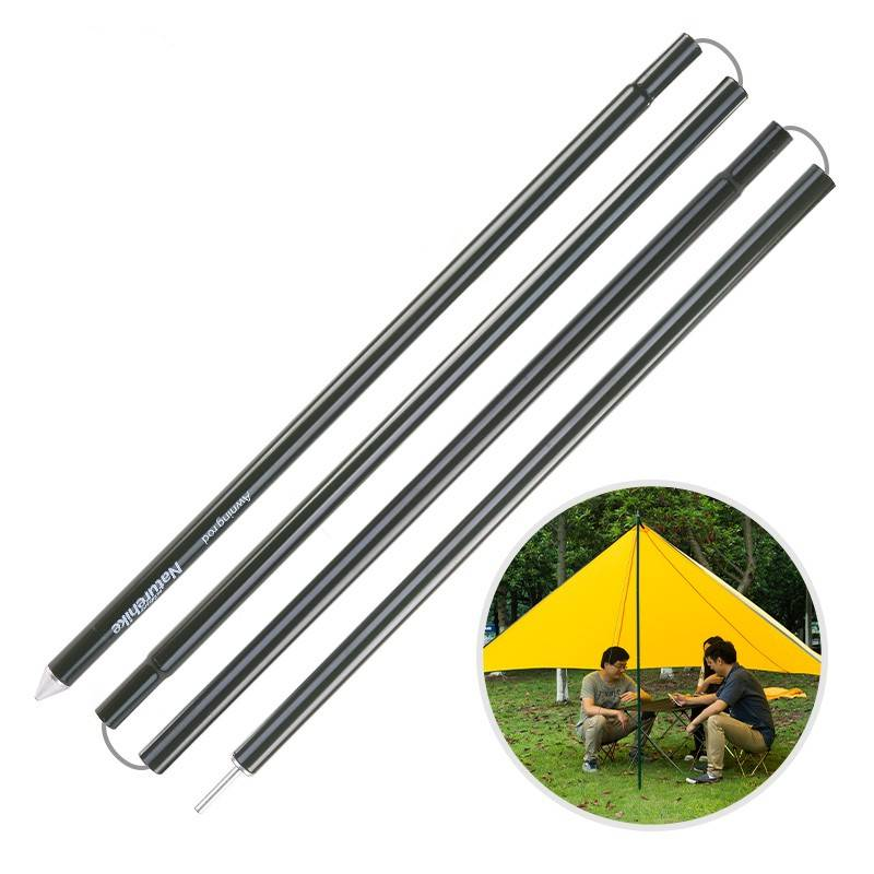 Adjustable Tent Poles: 2 sets/package Hiking and Camping Camping tools Hiking Accessories