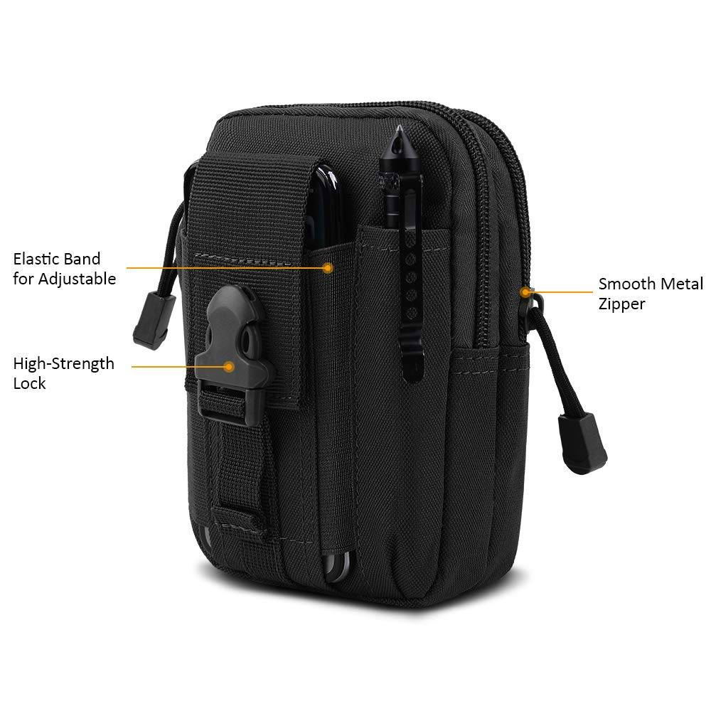 Waist Belt Bag Organizer accessory organizer