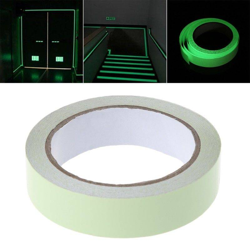 Reflective Tape Stickers Hiking and Camping Camping tools Accessories Camping accessories