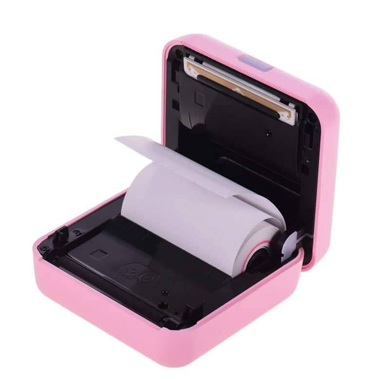 Mini Mobile Printer Smartphone Accessories Accessories