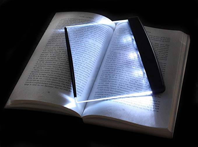Night led book reader