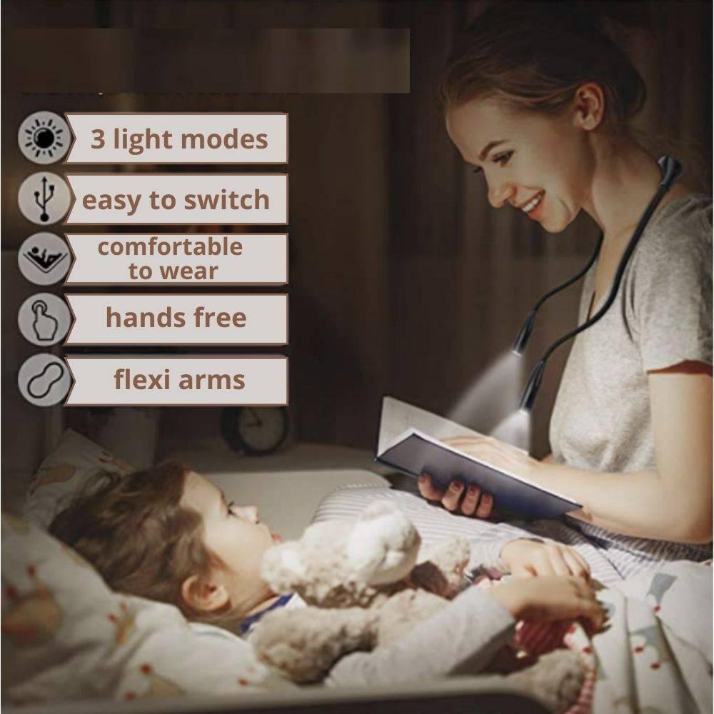 Flexible Neck Reading Light Accessories