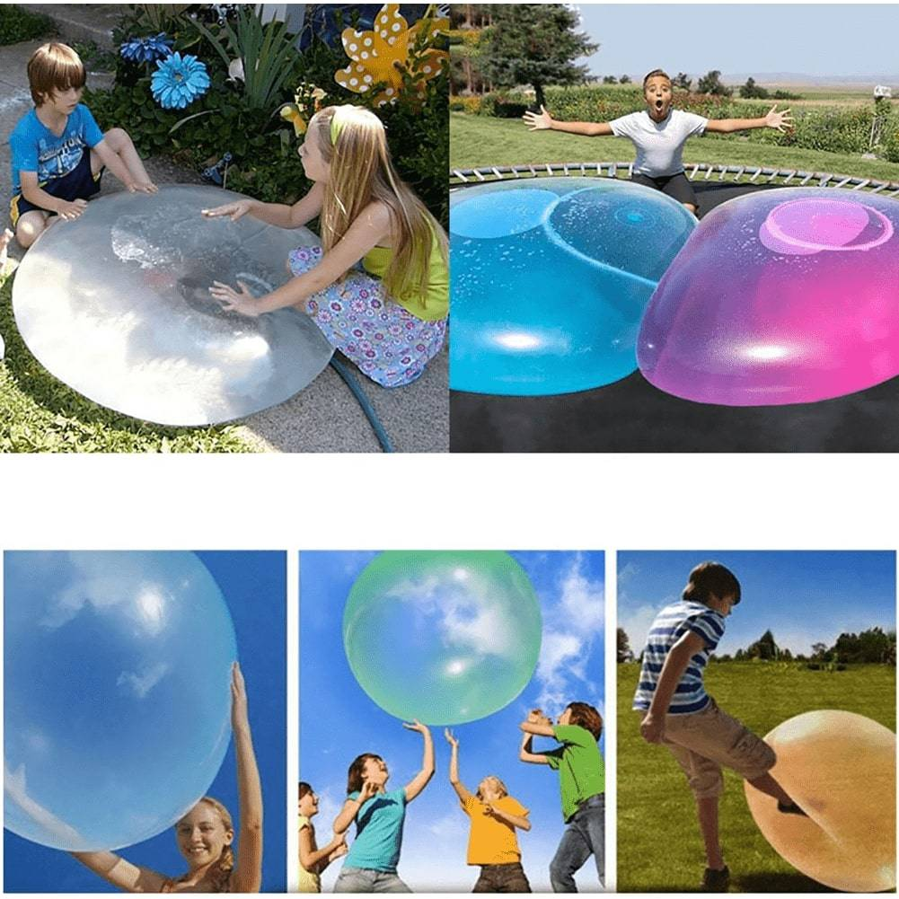 Indestructible Bubble Ball Kids' Holiday