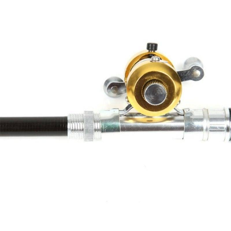Pocket Fishing Rod Travel & Outdoor Accessories