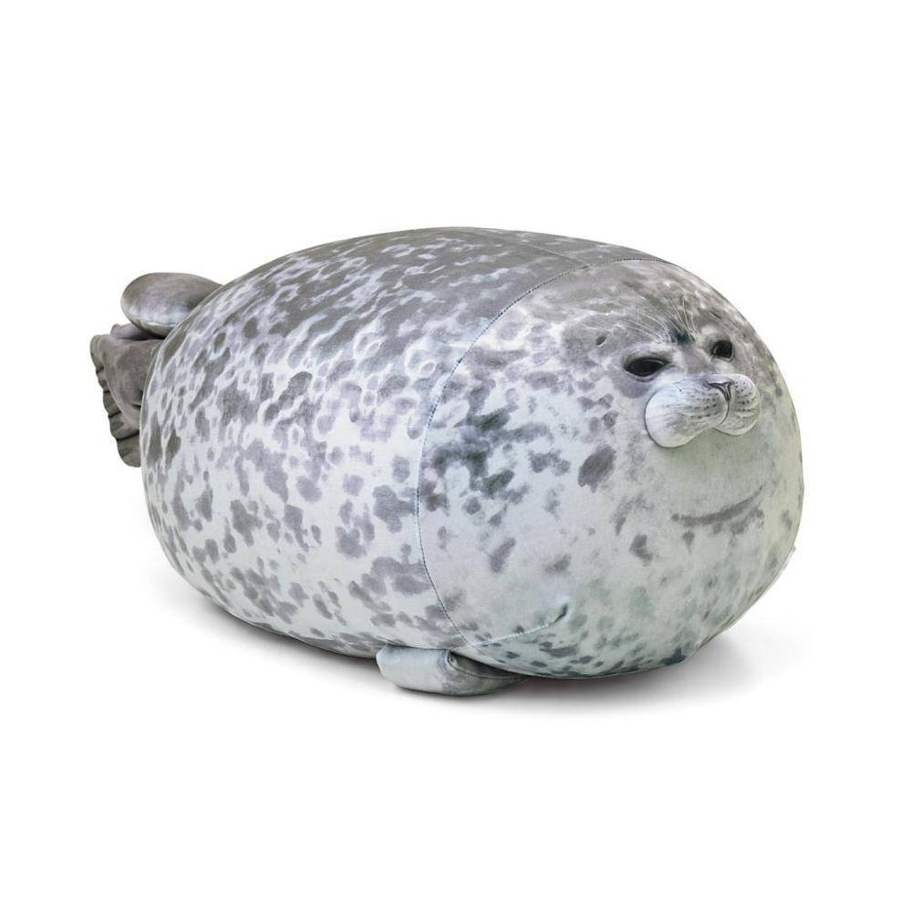 Squishy Seal Plush Toy Kids' Holiday